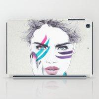 War Paint Beatrice iPad Case