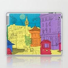 old city Laptop & iPad Skin