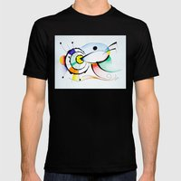Eye - Ojo Mens Fitted Tee Black SMALL