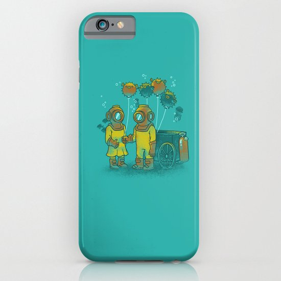 the BalloonFish Vendor iPhone & iPod Case