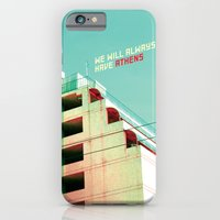iPhone & iPod Case featuring We Will Always Have Athens by Antigoni Chryssanthopoulou - inogitna