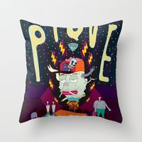 ollie Throw Pillow