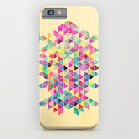 iPhone Cases featuring Kick of Freshness by Fimbis