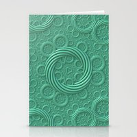 Rings Stationery Cards