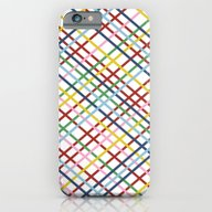 iPhone & iPod Case featuring Weave 45 Zoom by Project M