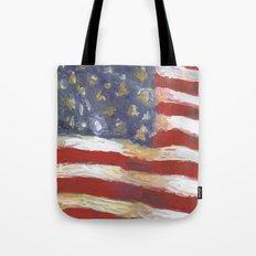 Stars & Stripes Tote Bag