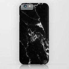 Black Marble I iPhone 6 Slim Case