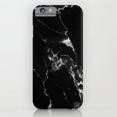 Black Marble I Slim Case iPhone 6s