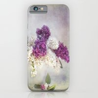 Still Life With Lilac iPhone 6 Slim Case