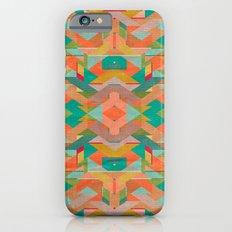 Aztek Pattern iPhone 6s Slim Case