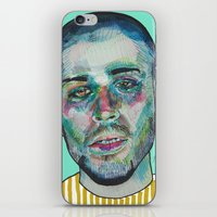 Zayn iPhone & iPod Skin