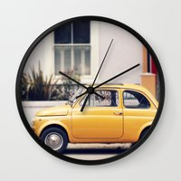 Amarillo Wall Clock
