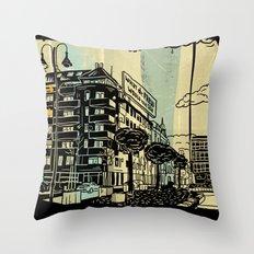 Freud II. Throw Pillow