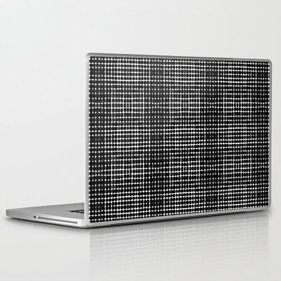 Deelder Black Laptop & iPad Skin