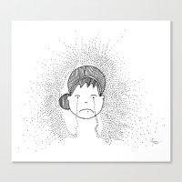 Can I get a Hug? Canvas Print