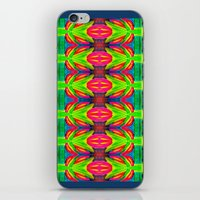 Tropical Abstract II - Painting iPhone & iPod Skin