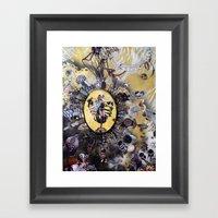 Petit Trianon Framed Art Print