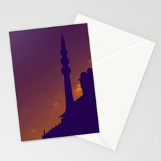 Purple Mosque Stationery Cards