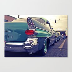 Pontiac details Canvas Print