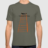 Trainspotting Mens Fitted Tee Lieutenant SMALL