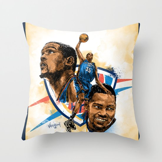 Thirty Five Throw Pillow