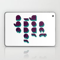 Growing Up Laptop & iPad Skin