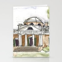 Monticello Stationery Cards