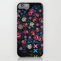 iPhone & iPod Case featuring Rotcaf by Mr Zion