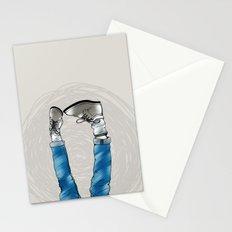 Reverse Stationery Cards
