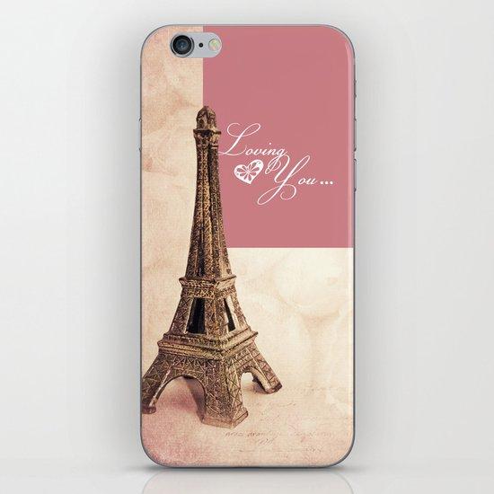 LOVING YOU ... iPhone & iPod Skin