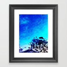 Morning After the Rain Framed Art Print