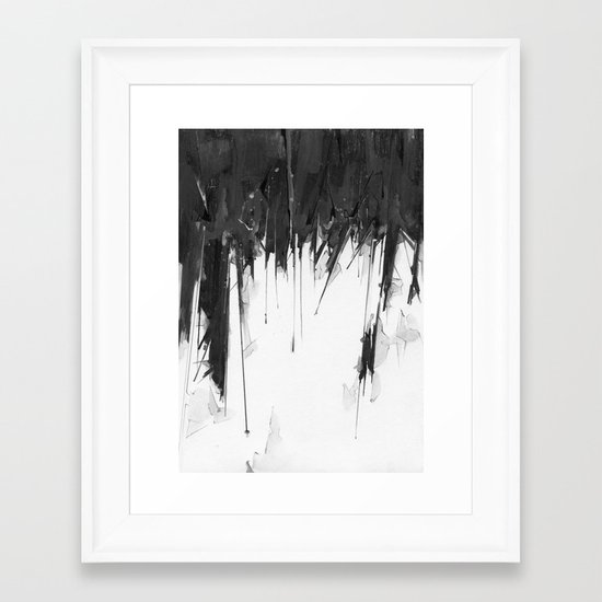 Tracy Framed Art Print
