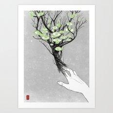 Dream's Tree Art Print