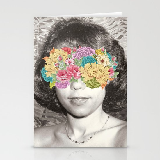 Her Point Of View Stationery Card