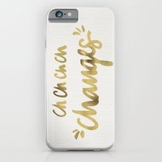 Bowie – Gold Ink Slim Case iPhone 6s