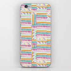 multicoloured AZTEC + iPhone & iPod Skin