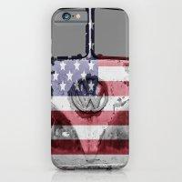 VW Rusty USA iPhone 6 Slim Case