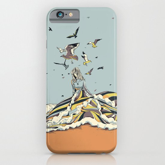 WALK ON THE OCEAN iPhone & iPod Case