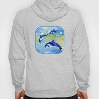 Dolphin Fantasy Hoody