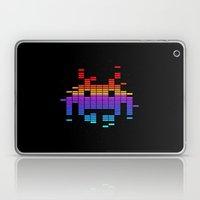 Space Equaliser Laptop & iPad Skin