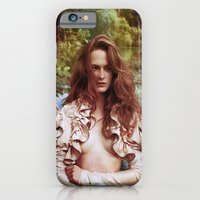 iPhone & iPod Case featuring Ophelia by Caitlin Bellah