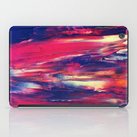 Abstract Painting 24 iPad Case