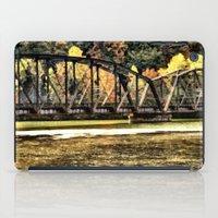 West VA Train Bridge iPad Case