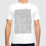 A Lot Of Cats Mens Fitted Tee White MEDIUM