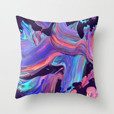 untitled abstract Throw Pillow