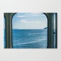 Beyond the Glass Canvas Print