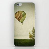 Letting Go iPhone & iPod Skin