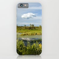 Just Hanging Around iPhone 6 Slim Case