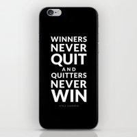 Winners iPhone & iPod Skin