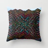 Intropolis Throw Pillow